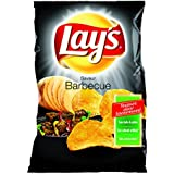 Lay's Chips De Pomme De Terre Saveur Barbecue - ( Prix Par Unité ) - Envoi Rapide Et Soignée