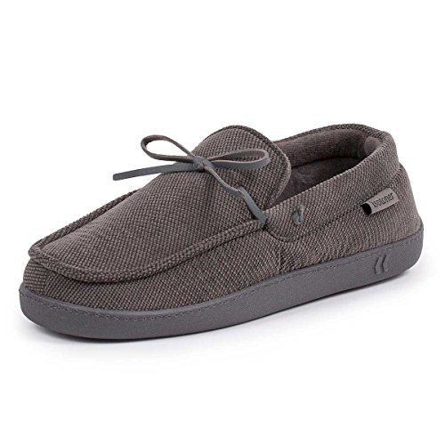 isotoner-mens-pillowstep-cord-moccasin-slippers-grey-small-uk-7-8