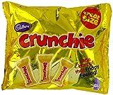 Cadbury Crunchie Chocolate Treatsize Bars 210 g