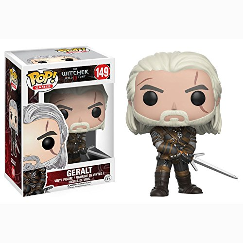 Funko 12134 POP! Vinylfigur: The Witcher: Geralt