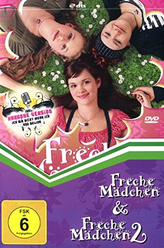 Bild von Freche Mädchen - Teil 1+2 [2 DVDs]