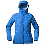 Bergans Cecilie Insulated Jacke, Farbe WinterSky/Ice/InkBlue, Größe M