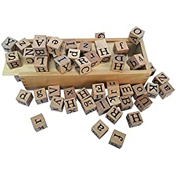 Natureich – Alphabet Blocks