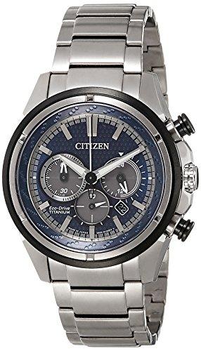 Citizen Eco-Drive Chronograph Citizen pour des Hommes Montre CA4241-55L
