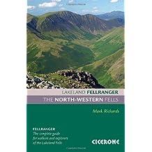 The North-Western Fells (Lakeland Fellranger)