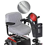 Womdee Mobility Scooter Seat Cover, Elasticated Waterproof Seat Cover For Electric Wheelchairs