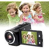Corprit Digital Video Camcorder HD 720P Camera DV Video Recorder 16MP 16x ZOOM 270 Degree 2.7'' TFT LCD Screen Rotation Portable Camcorder …