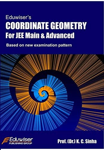Eduwiser Coordinate Geometry for JEE Main and Advanced
