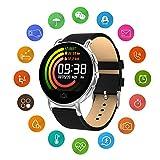 Bracelet Connectée pour Hommes Femmes Enfants,Écran Couleur Fitness Tracker...