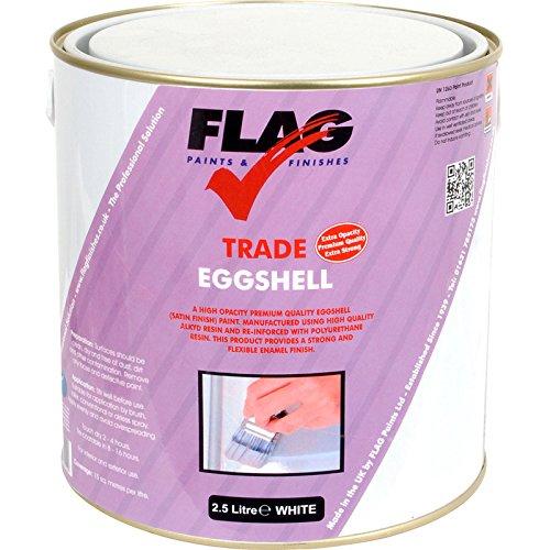 trade-eggshell-25l-white