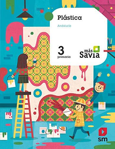 Plástica 3 Primaria Mas Savia Andalucía