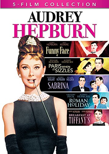 Preisvergleich Produktbild AUDREY HEPBURN 5-FILM COLLECTION - AUDREY HEPBURN 5-FILM COLLECTION (1 DVD)
