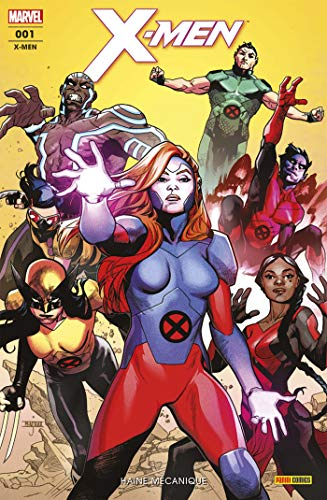 X-Men (fresh start) nº1 par Marc Guggenheim