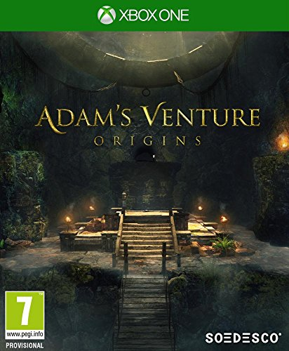 Adam's Venture Origin's (Xbox One) [Importación Inglesa] 517yvWdydVL