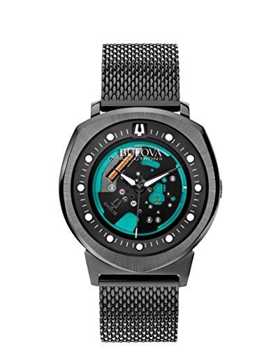 bulova-watches-98a136-reloj-analgico-para-hombres-correa-de-acero-inoxidable-color-negro
