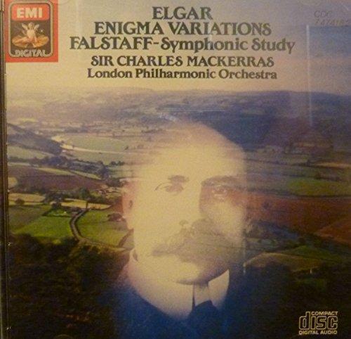 Enigma Variations ; Falstaff Symphonic Study