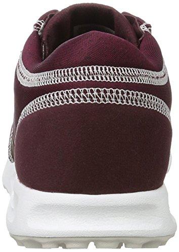 adidas Originals Los Angeles W, Scarpe da Ginnastica Basse Donna Marrone (Maroon/maroon/ftwr White)