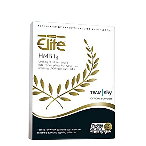 Healthspan Elite HMB 1g - 90 tablets