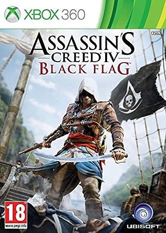 Assassins Creed Xbox - Assassin's Creed IV : Black
