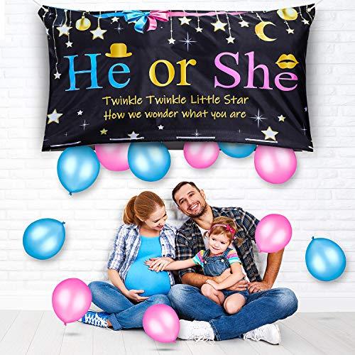 Geschlecht Verraten Party Dekoration, Geschlecht Verraten Luftballons