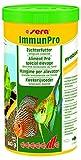 sera ImmunPro (für Fische ab 4 cm) das Züchterfutter mit Probiotika für schnelles Wachstum, eine kräftige Entwicklung und eine brillante Farbausprägung