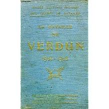 La bataille de verdun (1914-1918)
