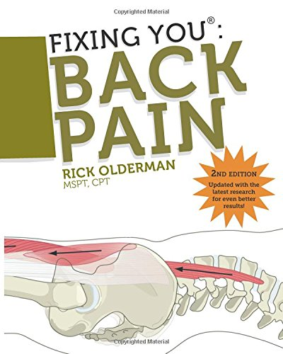 Fixing You: Back Pain 2nd edition