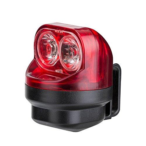 LED Fahrradlicht, Ulanda-EU Selbstantrieb Magnetisch Fahrrad Rücklicht, 240 Lumen, Super Helle LED Leuchtet Wasserdicht Indikator Fahrradbeleuchtung
