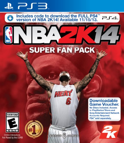 NBA 2k14 Super Fan Pack Video-games Nba 2k14