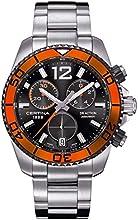 Comprar Certina C013.417.21.057.01 - Reloj para hombres, correa de acero inoxidable color plateado