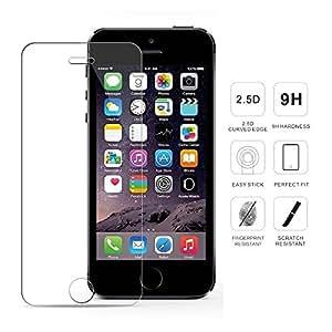 amlo 5632575959718Char Verre d'écran pour Apple iPhone 6/6S
