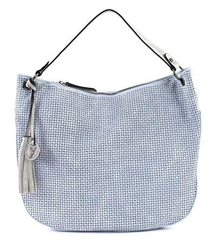SURI FREY Izzy Hobo Bag Light Blue