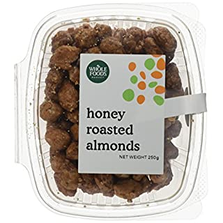 Whole Foods Market Almonds Fresh Honey 2 x 250g
