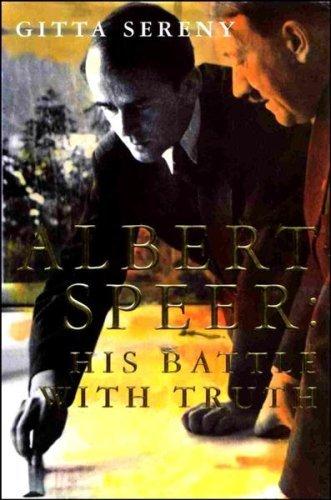 Portada del libro Albert Speer - His Battle With Truth by Gitta Sereny (1995-09-08)