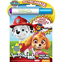 Bendon Nickelodeon Paw Patrol Imagine Ink Magic Ink Pictures 38709