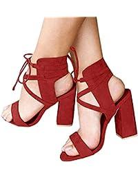 87e612b5 Amazon.es: Zapatos para mujer: Zapatos y complementos: Botas ...