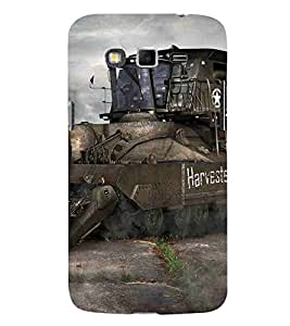 Train, Grey, Amazing Pattern, Lovely Pattern, Printed Designer Back Case Cover for Samsung Galaxy Grand I9082 :: Samsung Galaxy Grand Z I9082Z :: Samsung Galaxy Grand Duos I9080 I9082