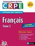 Fran�ais - Tome 2 - CRPE 2017