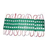 A1 Signage 12-Watt 20 x 3-LED Module Light Strip (Pack Of 1, Green)