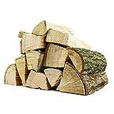 Bûches 10kg 25–30cm Sèche spaccata cheminée bûche en boîte
