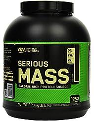 Optimum Nutrition Serious Mass Gainer, Chocolate, 2,73 kg
