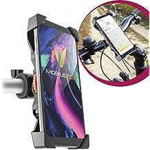 Mobile Fox 360° bicicletta manubrio supporto regolabile telefono cellulare supporto per manubrio girevole Smartphone morsetto per LG K3K4K7K8K10