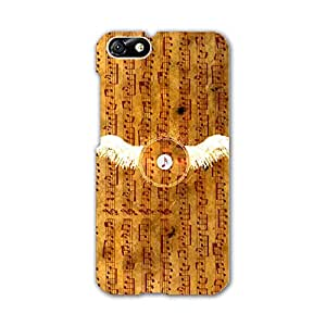 Phone Candy Designer Back Cover with direct 3D sublimation printing for Huawei Honor 4X