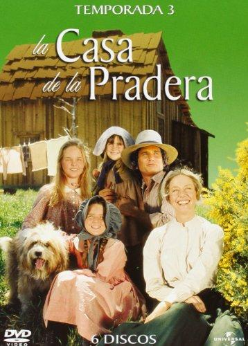 La casa de la pradera (3ª temporada) [DVD]