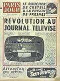 Telecharger Livres PARIS JOUR No 2327 du 07 03 1967 ON AURAIT PU SAUVER CES 18 ENFANTS MAIS A L ORPHELINAT DE TANINGES LES CONDITIONS DE SECURITE ETAIENT SCANDALEUSEMENT INSUFFISANTES UN FOU TIRE SUR SES VOISINS RUE DE CHARONNE FOOT LES MATCHES DU 2EME TOUR INCOMPLET SANS LES PAGES TELEVISION ET PAGES TIERCE (PDF,EPUB,MOBI) gratuits en Francaise