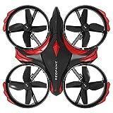 REDPAWZ CX-10C CX10C Mini FPV Drone Quadcopter 2.4G 4CH 6 Axis Gryo 0.3MP Cámara RC Drone con LED RTF - Naranja