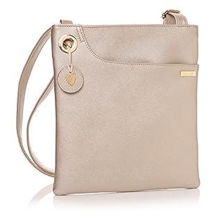 Shruti Aj Holy Chic Barney Bag, 24 cm, Gold