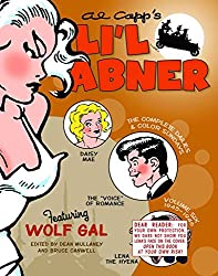 Li'l Abner: The Complete Dailies and Color Sundays, Vol. 6: 1945-1946 by Al Capp (2013-12-24)