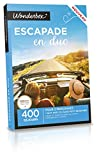 WONDERBOX - Coffret cadeau - ESCAPADE EN DUO