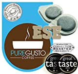 PUREGUSTO ESE Coffee Pods Mixed Selection Pack x 100 Great Taste Award Winner Included